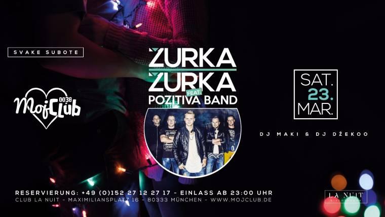 Zurka, zurka…